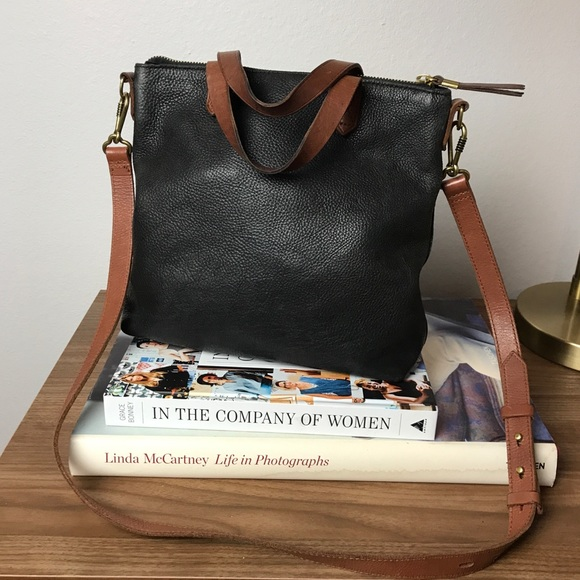 cc0257381 Madewell Handbags - ⭐️Rare⭐ Madewell mini transport crossbody black
